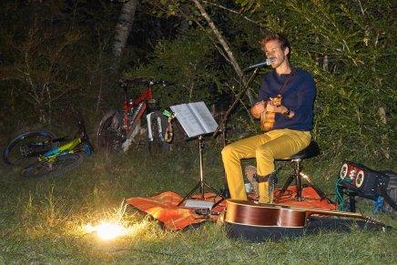 Musicien le soir !
