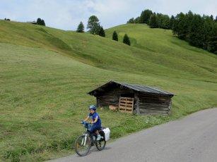 Alpage de Siusi - Dernier col avant Bolzano