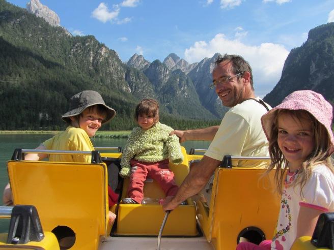 Lago di Dobbiaco - Juillet 2012