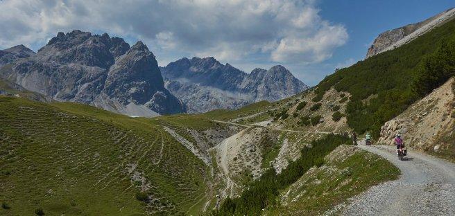 Col du Val Mora (Suisse)