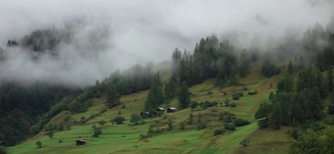 Alpages d'Oberwald
