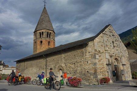 Eglise romane de Chamoson