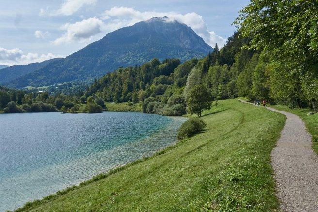Lac de Lescheraines