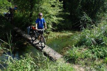 A travers les ruisseaux de la plaine de l'Isère