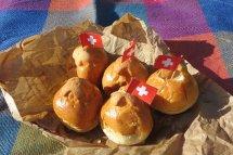 Petit déjeuner de luxe ! En suisse, bien sûr !