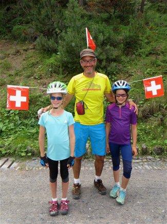 Quoi ? On vient de Suisse nous !