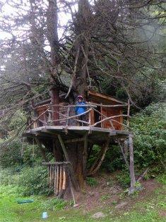 Cabane du camping