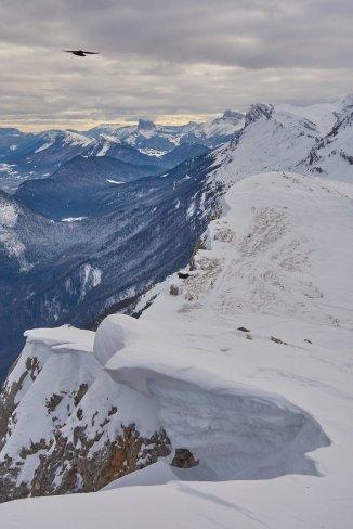 Vers le Mont Aiguille