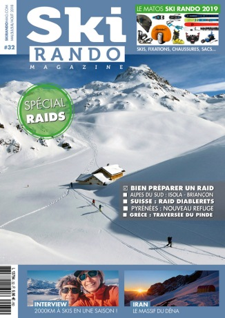 Ski Rando Magazine - N°32 - 2018 - 12 pages