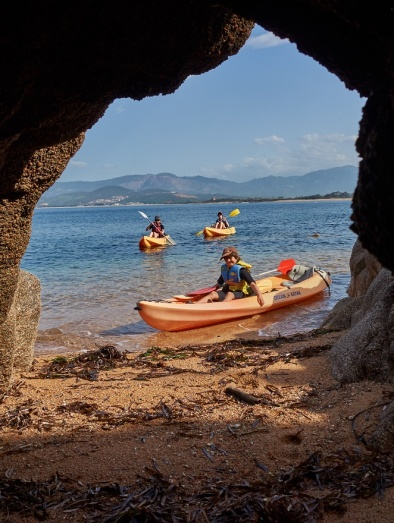 Mini-grotte pour bambins