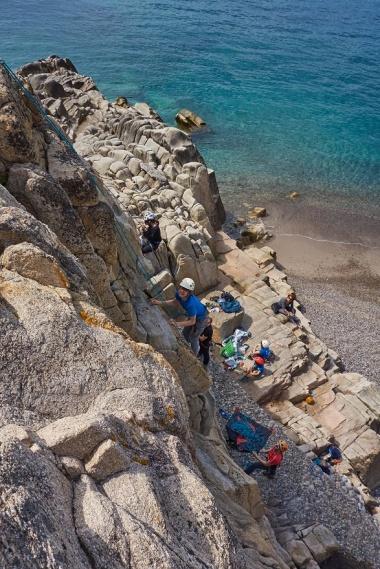 Site école de la plage de Porto