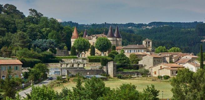 Château de Chambonnas