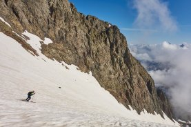 Descente du Taillefer, en top condition