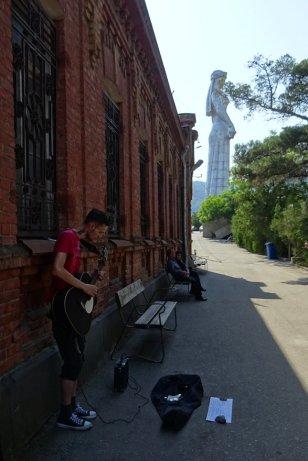 Musicien de rue