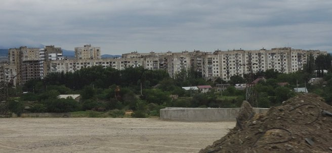 Banlieue de Tbilissi
