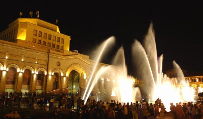 Place de la République de Yerevan
