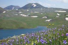 Akna Lich vu depuis un des volcans périphériques