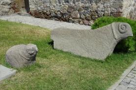 Moutons de pierre