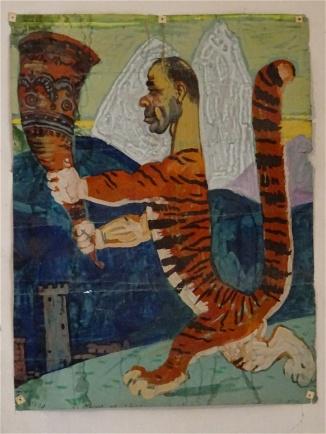 e Tigre du Caucase !!!