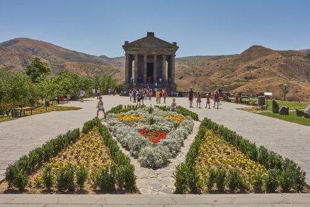 Temple grec de Garni