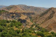 Vallée de l'Azat et ses orgues basaltiques