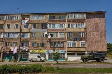 Immeubles de Sevan