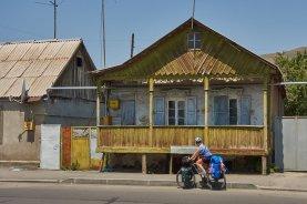Dans les rues de Sevan