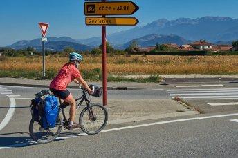 Côte d'Azur, c'est par là !