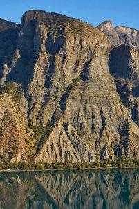Bivouac au bord du lac à Espinasses
