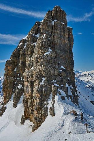 col des Portes (2915 m)