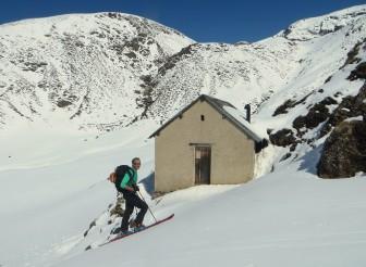 Cabane de Vallon Cros (fermée)