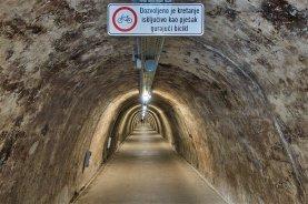Les souterrains de la vieille ville