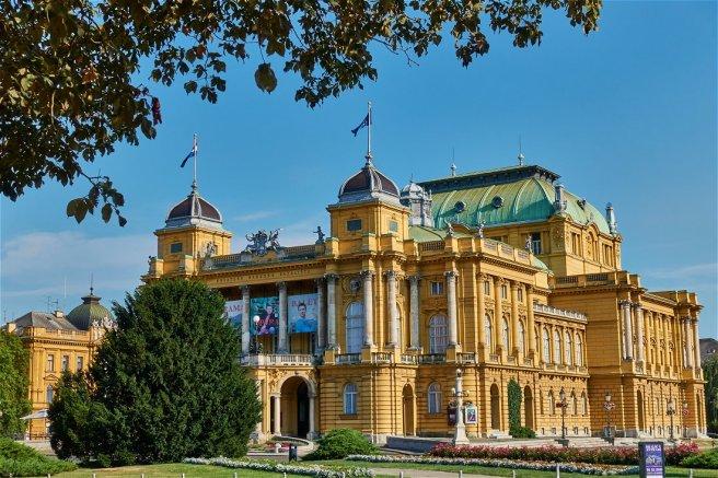 Théatre de Zagreb