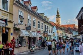 Les rues de la vieille ville