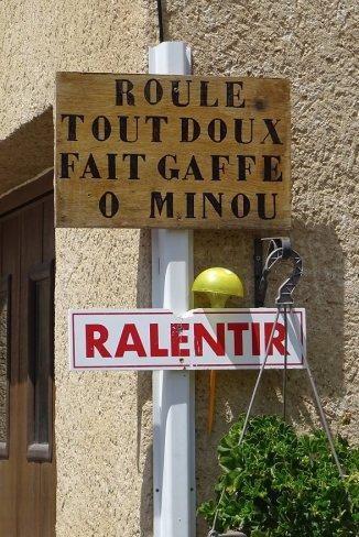 Les panneaux de Fontgillarde !