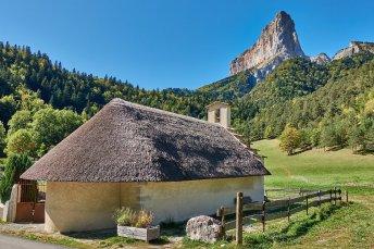 La chapelle de Trézanne