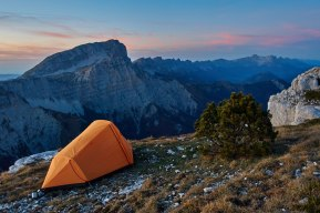 Bivouac face au Grand VEymont
